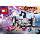 LEGO Pop Star Recording Studio Set 41103 Instructions