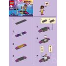 LEGO Pop Star Red Carpet Set 30205 Instructions