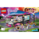 LEGO Pop Star Tour Bus Set 41106 Instructions
