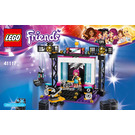 LEGO Pop Star TV Studio Set 41117 Instructions