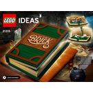 LEGO Pop-Up Book Set 21315 Instructions