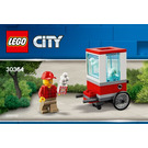 LEGO Popcorn Cart Set 30364