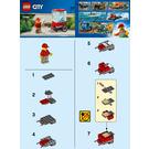 LEGO Popcorn Cart Set 30364 Instructions