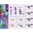 LEGO Poppy's Carriage Set 30555 Instructions