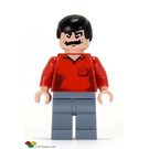 LEGO Pops Racer Minifigure