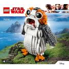 LEGO Porg Set 75230 Instructions