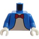 LEGO Porky Pig Minifig Torso (973)