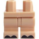 LEGO Porky Pig Minifigure Medium Legs