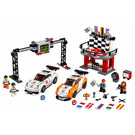 LEGO Porsche 911 GT Finish Line Set 75912