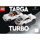 LEGO Porsche 911 Set 10295 Instructions