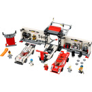 LEGO Porsche 919 Hybrid and 917K Pit Lane Set 75876