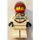 LEGO Porsche DMG Mori Racing Driver Minifigure