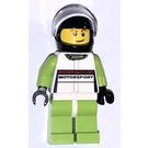 LEGO Porsche Motorsport driver Minifigure