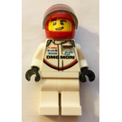 LEGO Porsche Racing Driver Minifigure