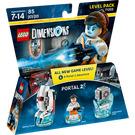 LEGO Portal 2 Level Pack Set 71203 Packaging