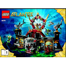 LEGO Portal of Atlantis Set 8078 Instructions