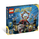 LEGO Portal of Atlantis Set 8078 Packaging