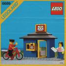 LEGO Post-Station Set 6689