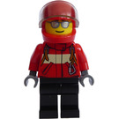 LEGO Postal Service Helicopter Pilot Minifigure