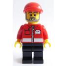 LEGO Postal Worker Minifigure