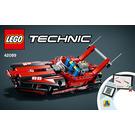 LEGO Power Boat Set 42089 Instructions