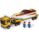 LEGO Power Boat Transporter Set 4643