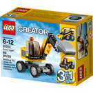 LEGO Power Digger Set 31014 Packaging