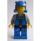 LEGO Power Miner Doc Minifigure