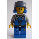 LEGO Power Miners Doc, Helmet with Visor Minifigure