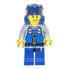 LEGO Power Miners Doc, Helmet with Visor Minifigure