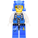 LEGO Power Miners Minifigure