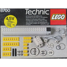 LEGO Power Pack Set 8700