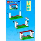 LEGO Power Pitstop Set 6467 Instructions