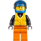 LEGO Powerboat Driver Minifigure