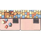 LEGO Pp- Squa. Foodpaht (42699)