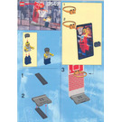 LEGO Practice Shooting Set 3549-1 Instructions