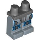 LEGO Pre Vizsla Minifigure Hüften mit Sand Blau Beine (3815 / 10984)