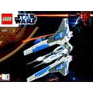 LEGO Pre Vizsla's Mandalorian Fighter Set 9525 Instructions