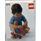 LEGO PreSchool Set 075 Packaging