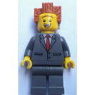 LEGO President Business Minifigure