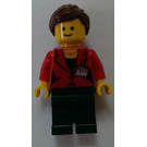 LEGO Press Woman / Reporter Minifigure