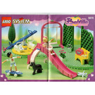 LEGO Pretty Playland Set 5870 Instructions
