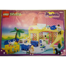 LEGO Pretty Wishes Playhouse Set 5890 Instructions