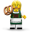 LEGO Pretzel Girl Set 71002-3