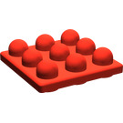 LEGO Primo Plate 3 x 3 (31012)