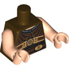 LEGO Prince Dastan Torso Assembly (76382 / 88585)