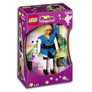 LEGO Prince Justin Set 5811 Packaging