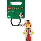 LEGO Princess Key Chain (852912)