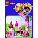 LEGO Princess' Palace Set 4820 Instructions