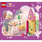 LEGO Princess Rosaline's Room Set 5805 Instructions